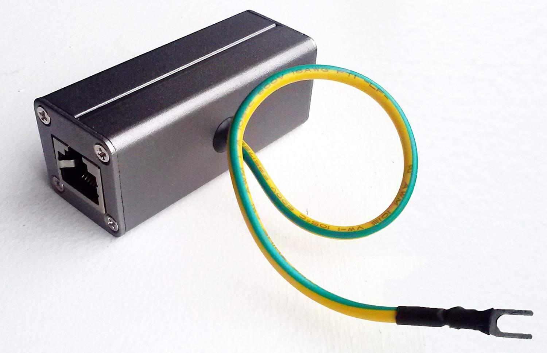 RiteAV Outdoor Ethernet Surge Protector