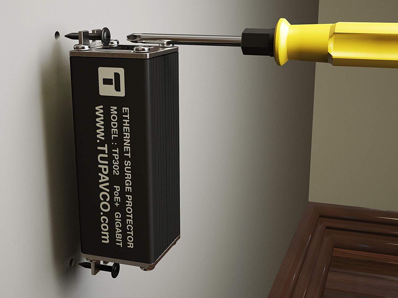 Tupavco Ethernet Surge Protector