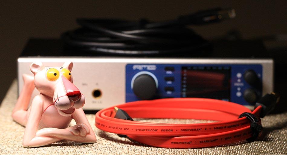 Wireworld Starlight 7 USB review