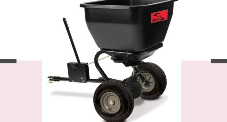 Brinly Lawn Spreader Reviews