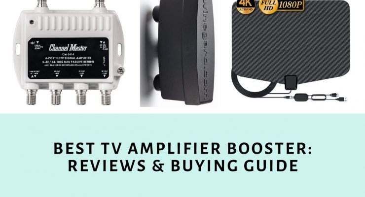 Best TV Amplifier Booster reviews