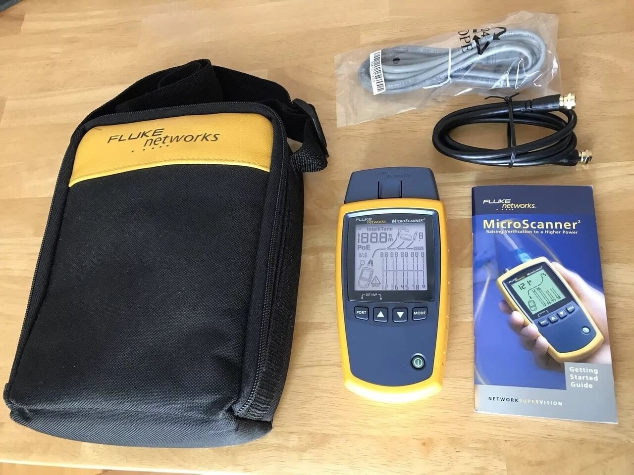 Fluke Network Cable Testers