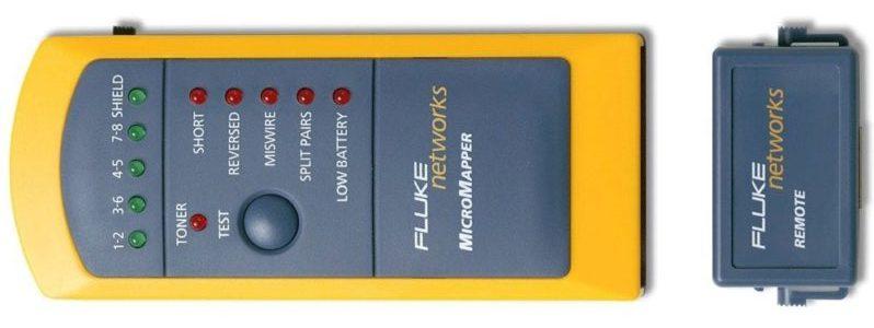 Fluke Networks MT-8200-49A Copper Tester